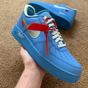 Nike x Off-White Virgil Abloh Air Force 1 '07 MCA